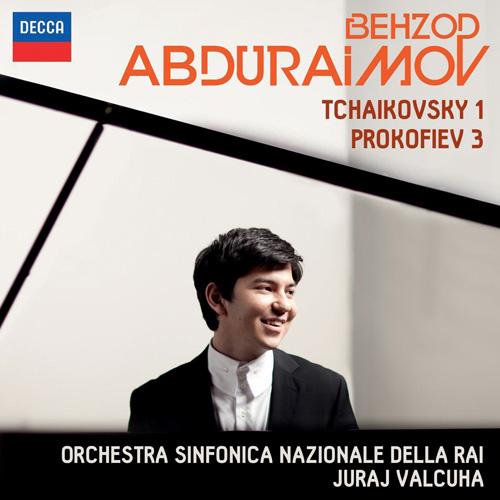Abduraimov, Behzod -Tchaikovsky 1 & Prokofiev 3 - Decca
