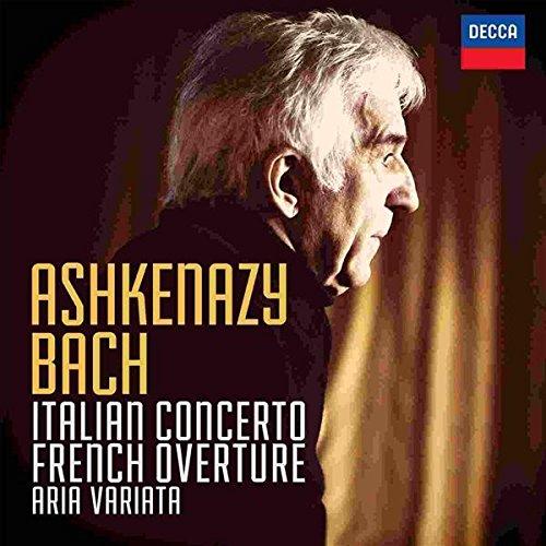 Ashkenazy, Vladimir - Bach - Decca