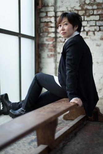 Xian Zhang Harrison Parrott HMU Elizabeth Rita / assistant Mariona Vilaros / studio Ermine London 15 October 2015